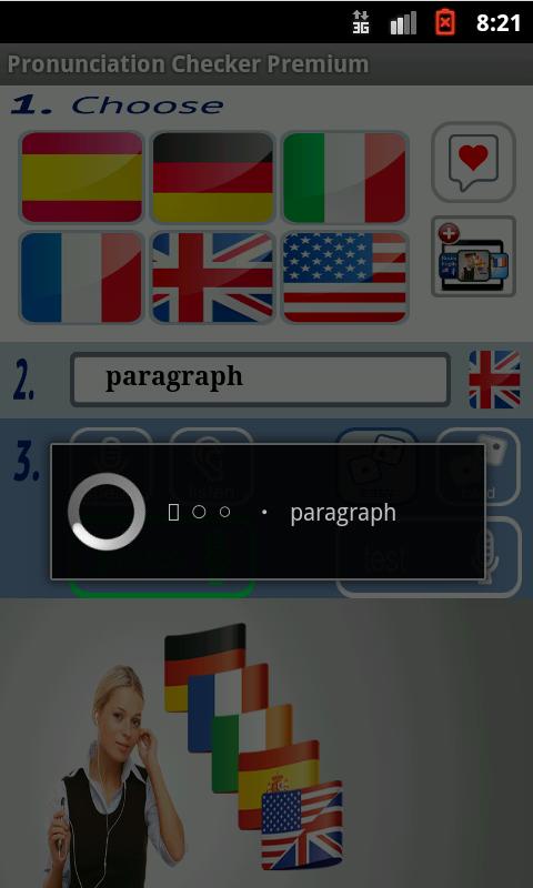 Pronunciation Checker Free - screenshot