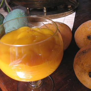 Mango Puree.