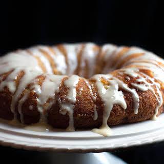 Easy Banana Cake.