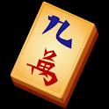 Mahjong HD logo