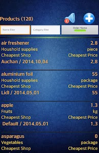Easy Android Shopping List Pro screenshot 3