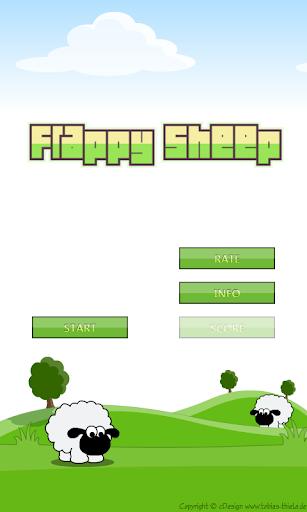Flappy Sheep