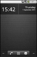 Screenshot of Simple Clock Widget