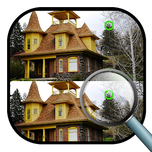 Spot the Differences: Houses for PC and MAC