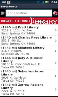 Tulsa City-County Library - screenshot thumbnail