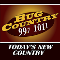 Bug Country 99.7 icon