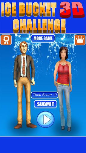 3D Ice Bucket - ALS Challenge