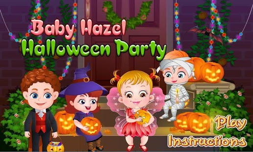 Baby Hazel Holiday Games- screenshot thumbnail