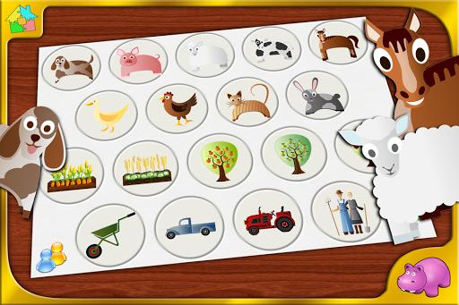 Farm Jigsaw Puzzles - Animals
