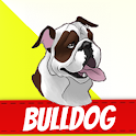 English Bulldog icon