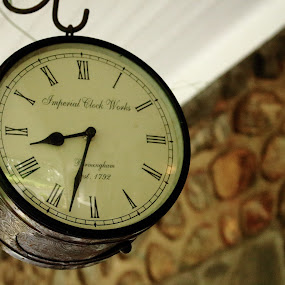 Old Clock by Ansari Joshi - Artistic Objects Other Objects ( clock, antique, object,  )