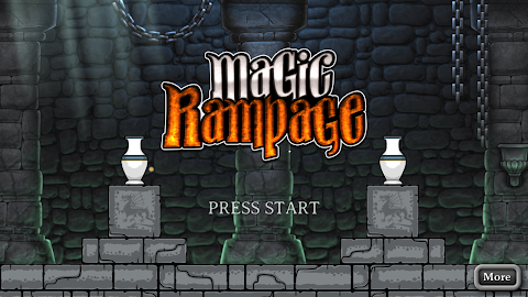 Magic Rampage Screenshot 1