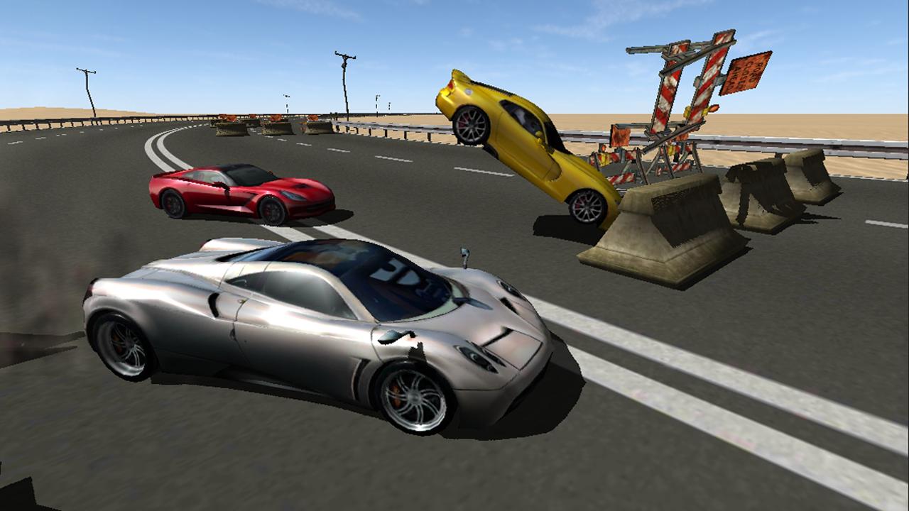 Highway Impossible 3d Race Revenue Download Estimates Google Play Store Australia