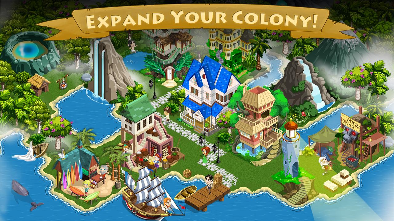 Tap Paradise Cove- screenshot