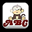 Learn ABC Kids Alphabet Free icon