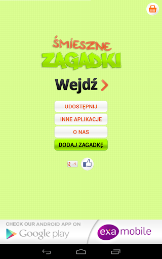 【免費娛樂App】Śmieszne Zagadki-APP點子