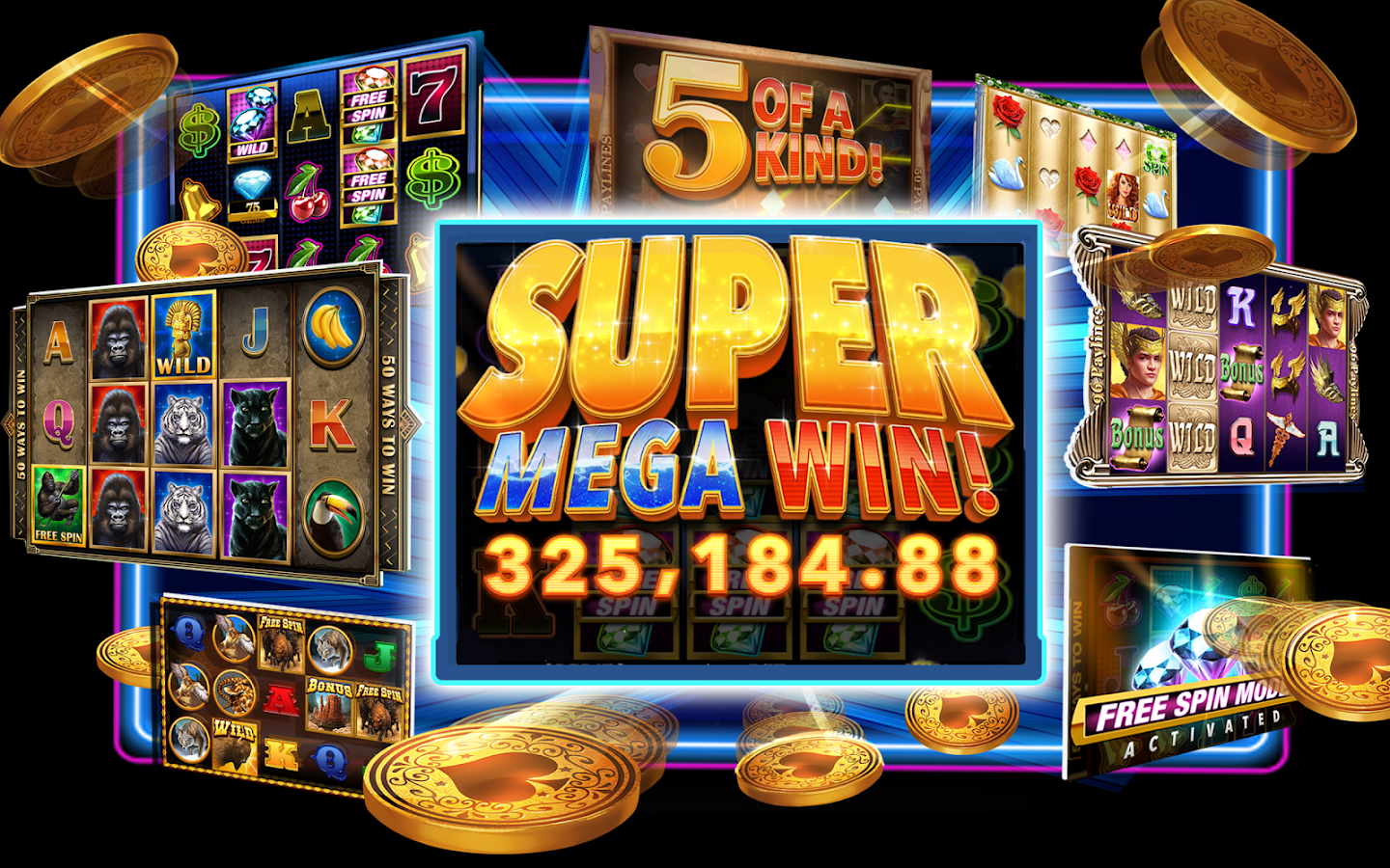 highest jackpot online casino