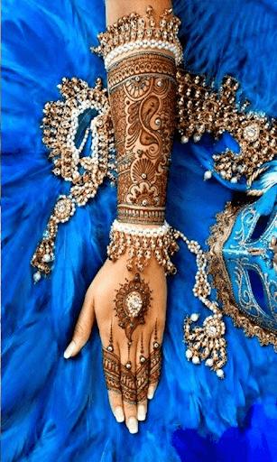 Latest Mehndi Design