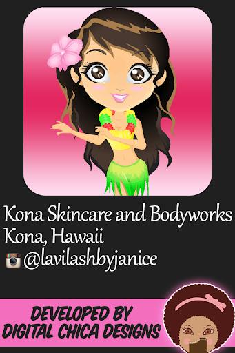 Kona Skincare Bodyworks