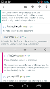 Flow for Reddit (Pre-Beta) - screenshot thumbnail