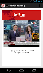 tvOne Live Streaming- screenshot thumbnail
