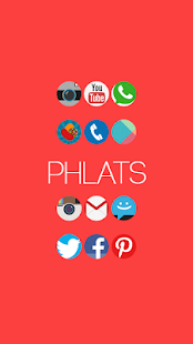 Phlats (Go Apex Nova theme) - screenshot thumbnail