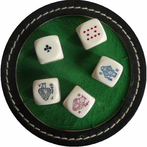 Liar Poker Dice