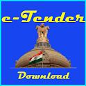 e-Tenders India icon