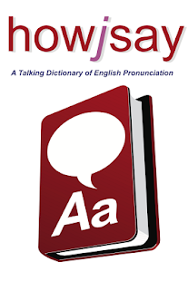 howjsay English Pronunciation - screenshot thumbnail