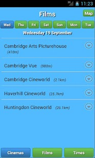 Live Cambridge - screenshot thumbnail