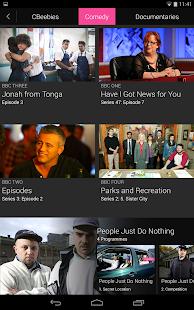 BBC iPlayer Screenshot 29
