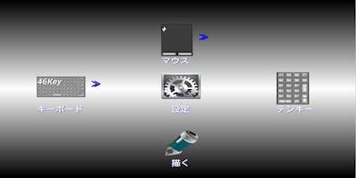 Screenshot of Air HID :WiFi Mouse & KeyBoard
