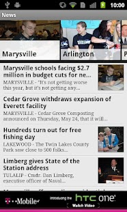 Marysville Globe - screenshot thumbnail