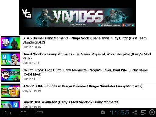 VanossGaming Channel