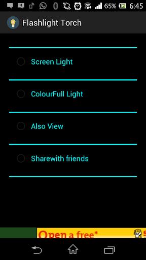 無料生活Appの懐中電灯トーチ|HotApp4Game
