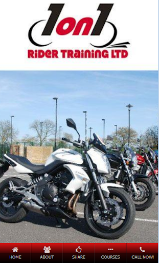 1 on 1 Rider Training Ltd