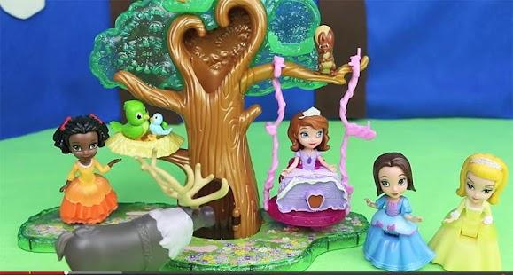Sofia The Toys Review