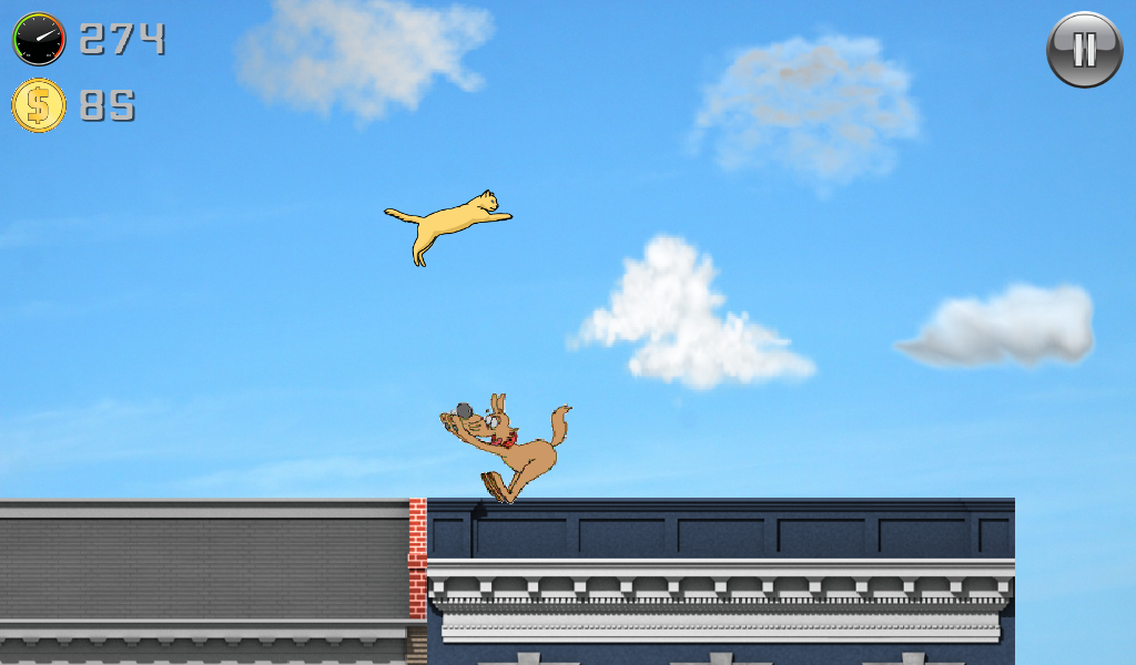 Run Cat Run- screenshot
