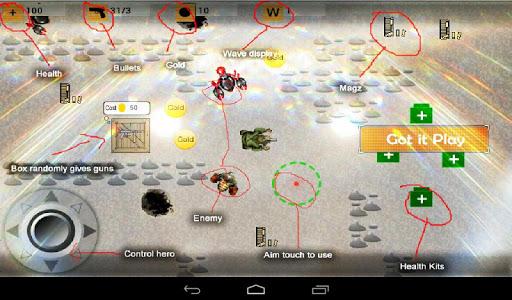 【免費動作App】Tiny Elite Commando-APP點子