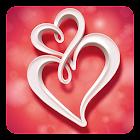 Corazon del Amor Fondo Animado icon