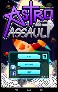 Astro Assault - Alien Invasion- screenshot thumbnail