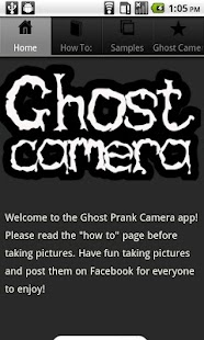 Ghost Prank Camera - screenshot thumbnail