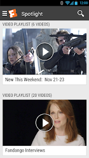 Fandango Movies - screenshot thumbnail