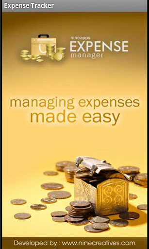 Nineapps Expense Manager