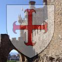 Los Templarios – J.D. Mora logo