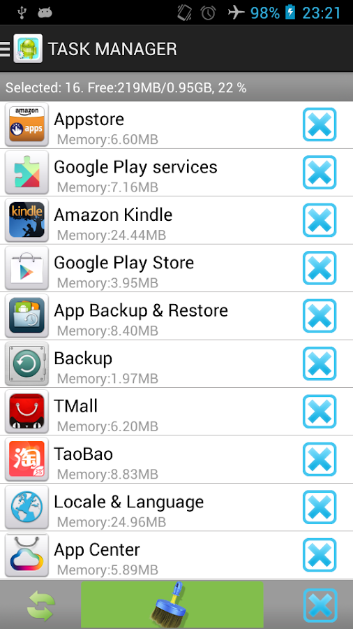 Taskmanager Mobilephonespeedup Android Apps On Google Play