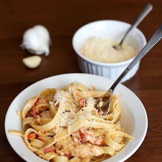 Sun-dried Tomato & Basil Chicken Pasta