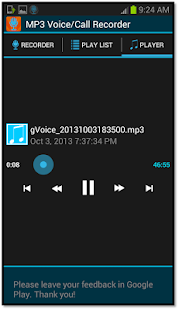 APK MANIA™ Full » Easy Voice Recorder Pro v1.8.1 APK
