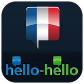 Learn French Hello-Hello