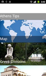 Greece Travel Guide - screenshot thumbnail